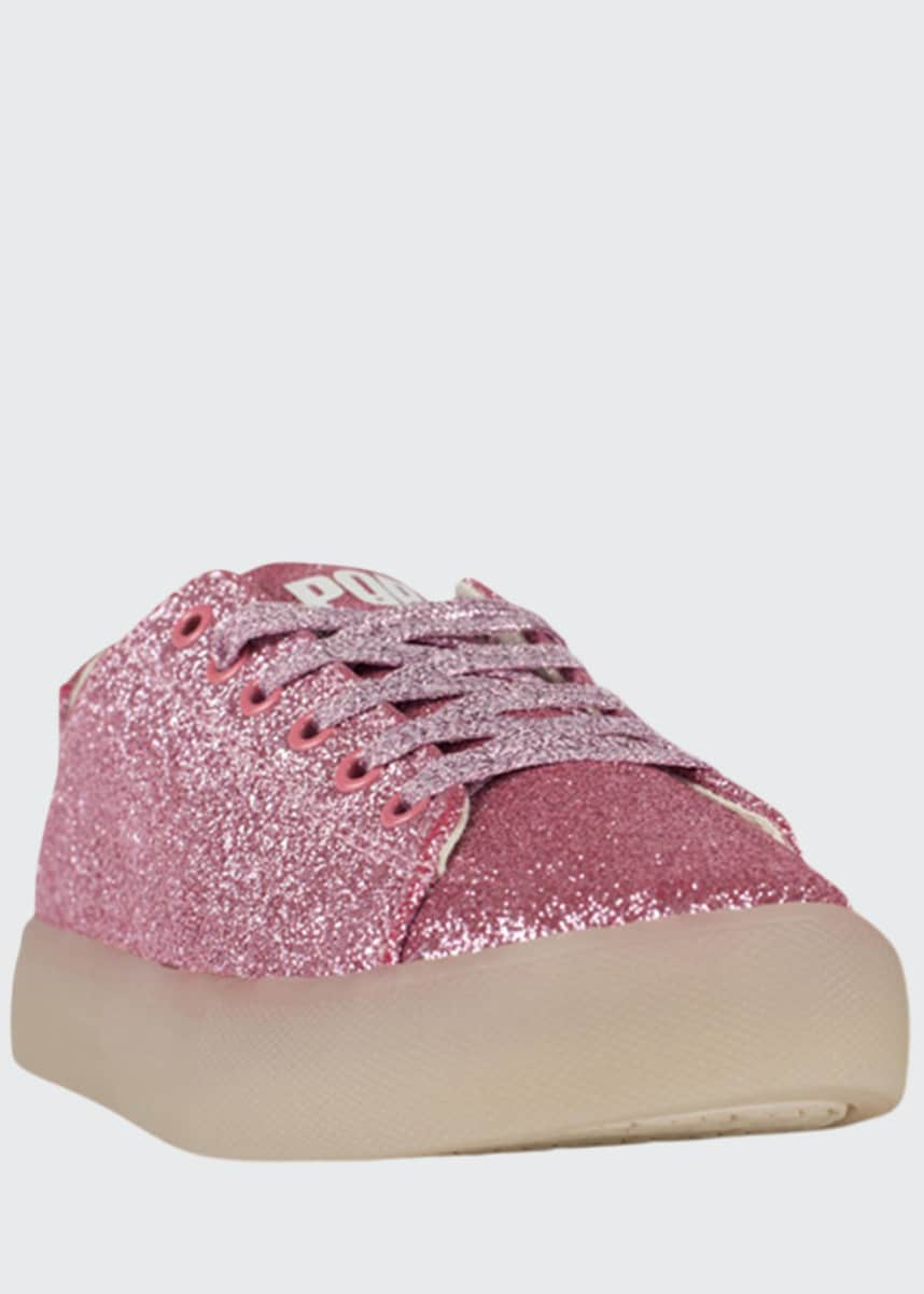 Pop Shoes EZ Glitter Light-Up Sneakers, Toddler/Kids