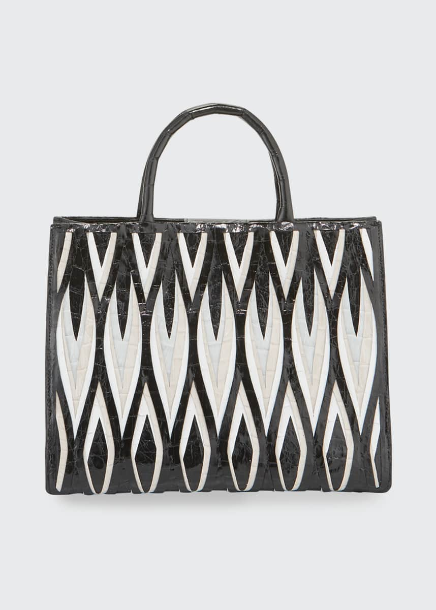 Nancy Gonzalez Emma Small Cutout Tote Bag