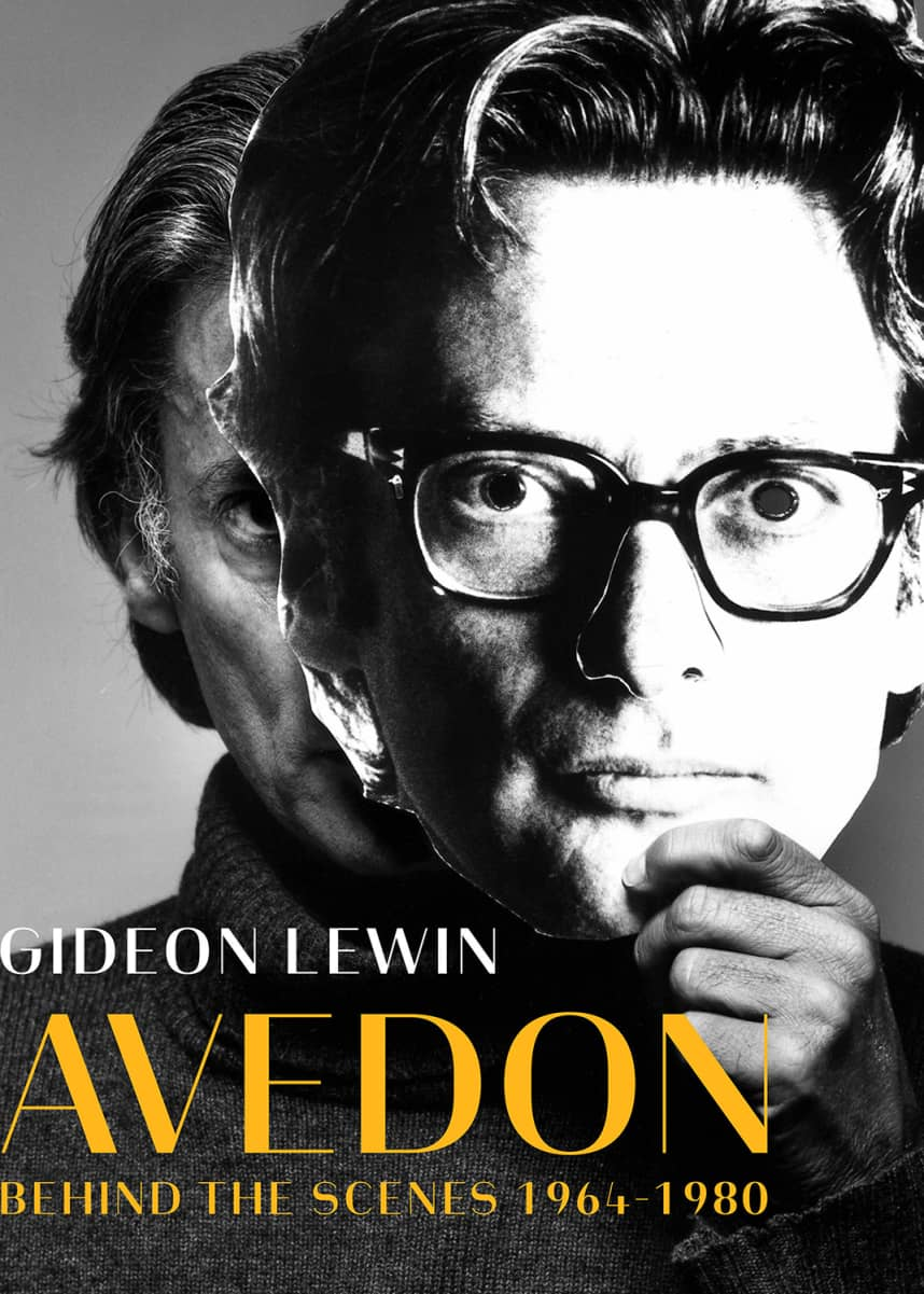 "powerHouse Books ""Avedon - Behind the Scenes 1964-1980"" Book by Gideon Lewin"