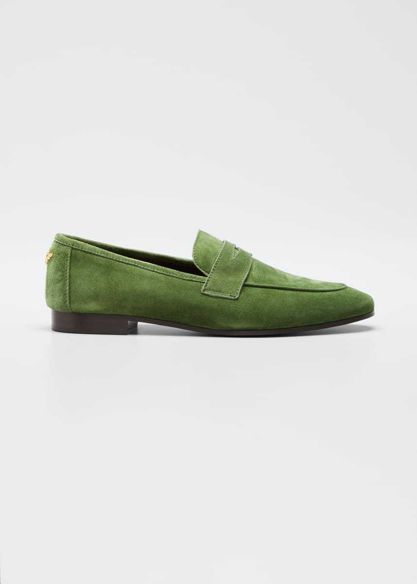 Bougeotte Flaneur Soft Suede Loafers