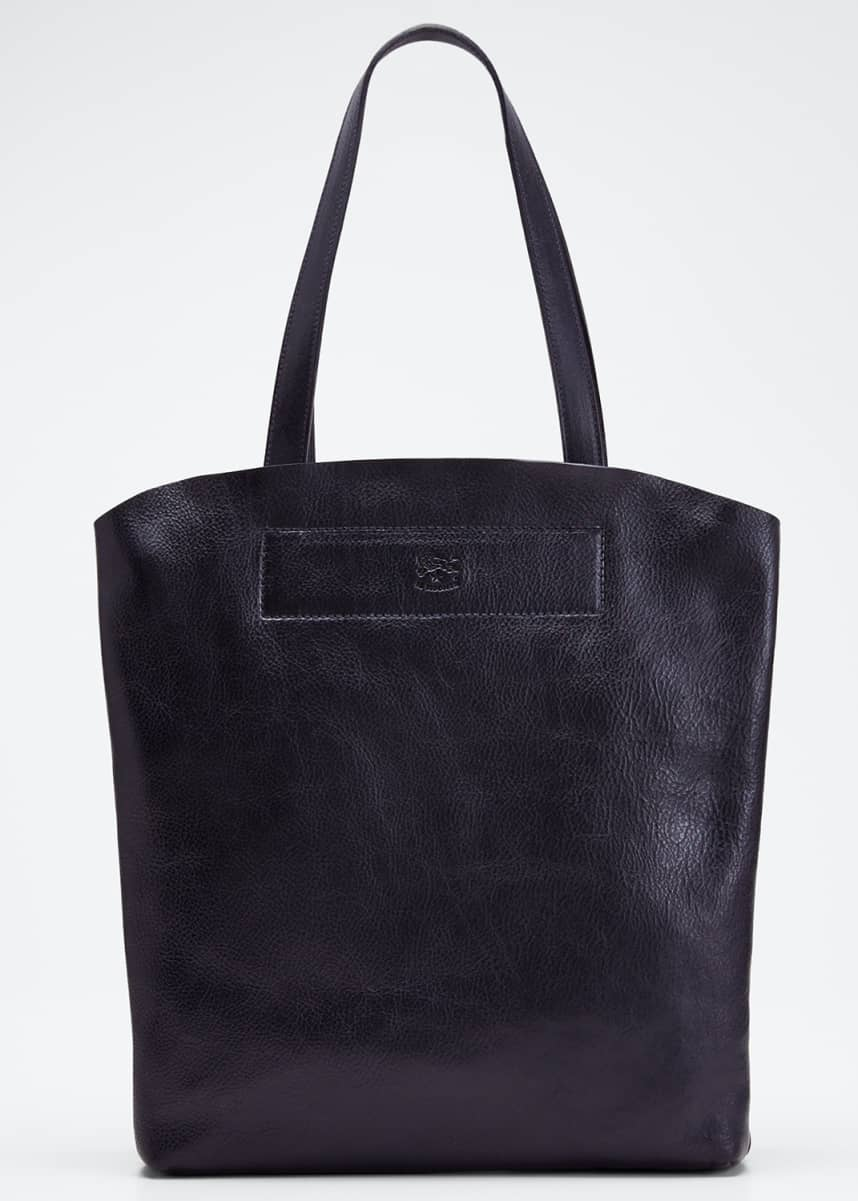 Il Bisonte Giglio Soft Leather Tote Bag
