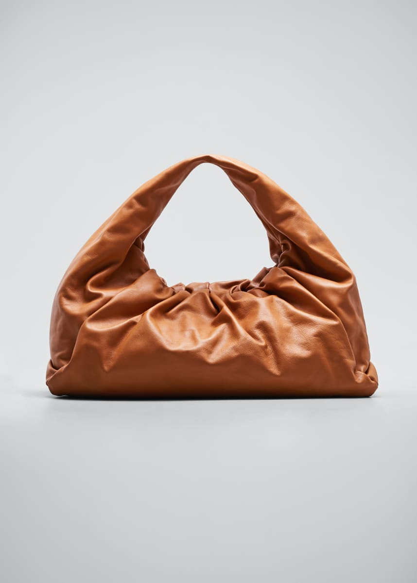 Bottega Veneta Medium Butter Napa Shoulder Hobo Bag