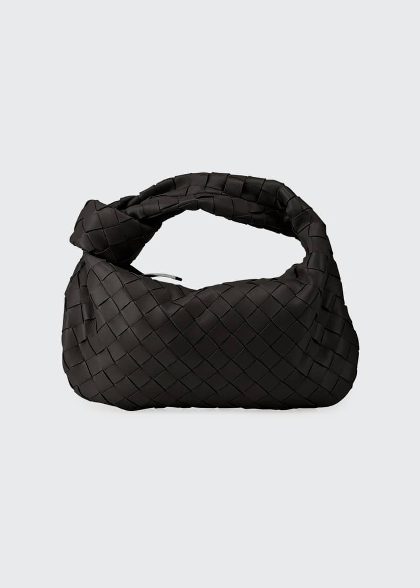 Bottega Veneta The Jodi Mini Intrecciato Hobo Bag