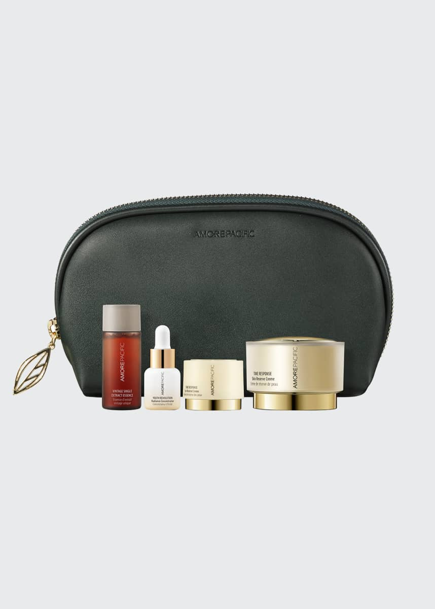 AMOREPACIFIC Green Tea Travel Set: Anti-Aging Icons ($230 Value)