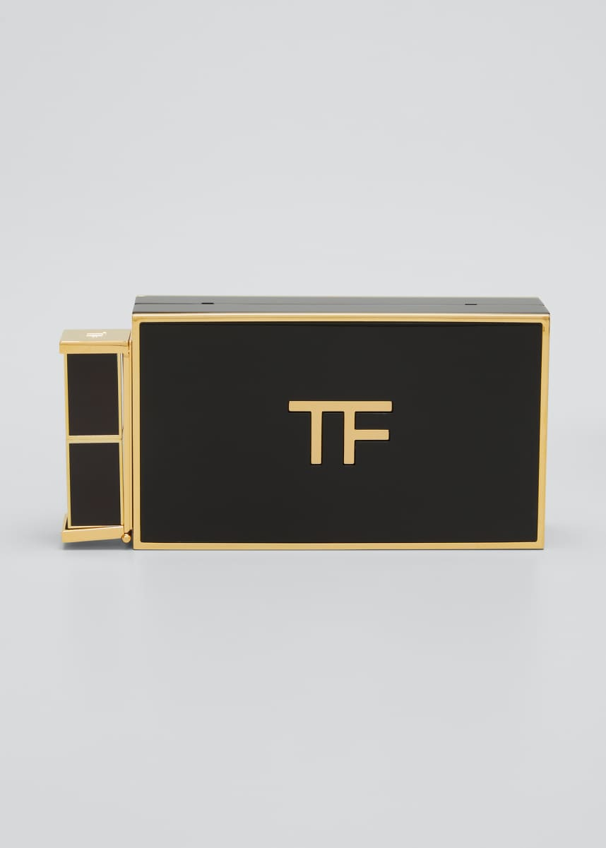 TOM FORD Plexiglass Lipstick Holder Minaudiere