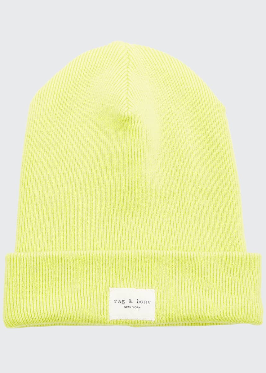 Rag & Bone Addison Beanie Hat