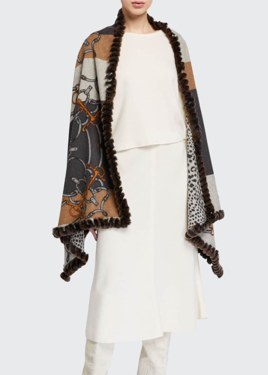 New Women lightweight woven fabric Animal And Lace Print Scarf wrap and shawl