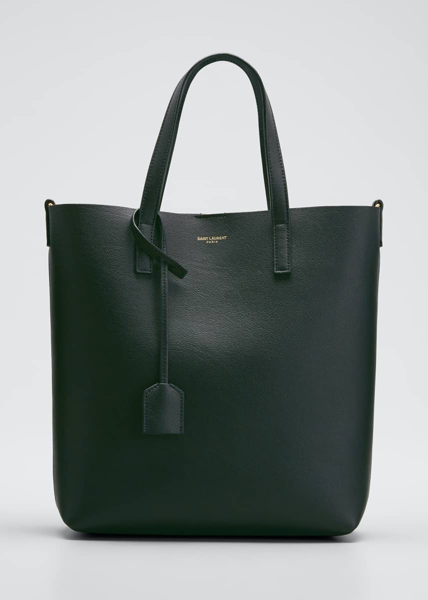 Saint Laurent YSL North-South Shopping Tote Bag