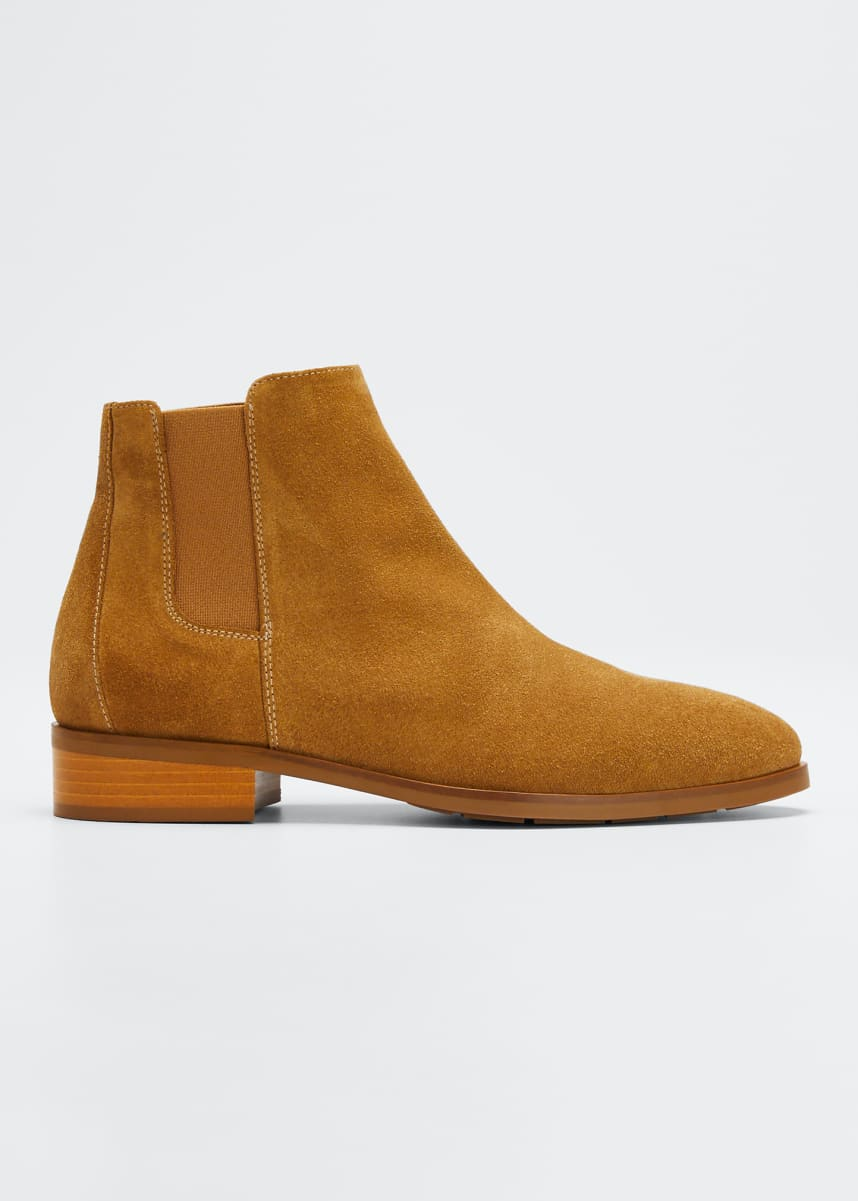 Aquatalia Rory Suede Booties