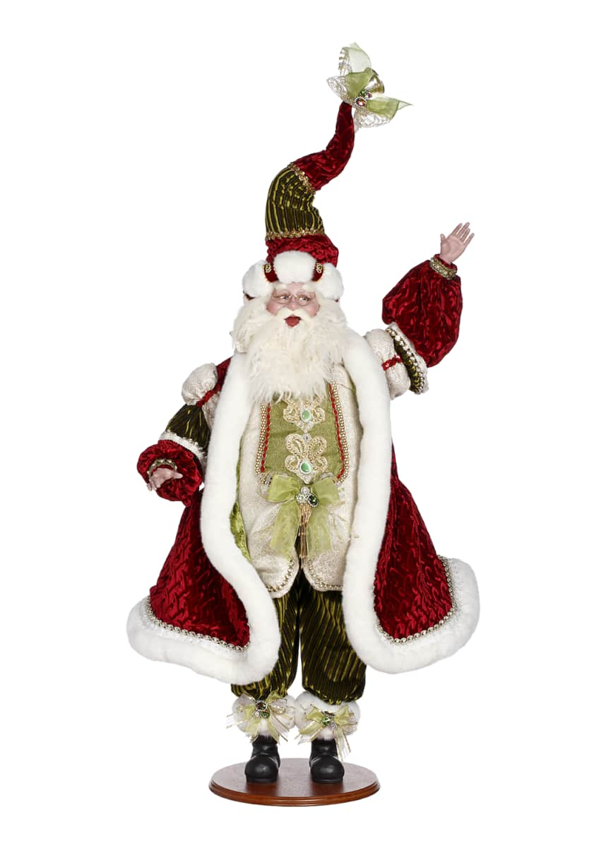 Mark Roberts Majestic Santa, 36""