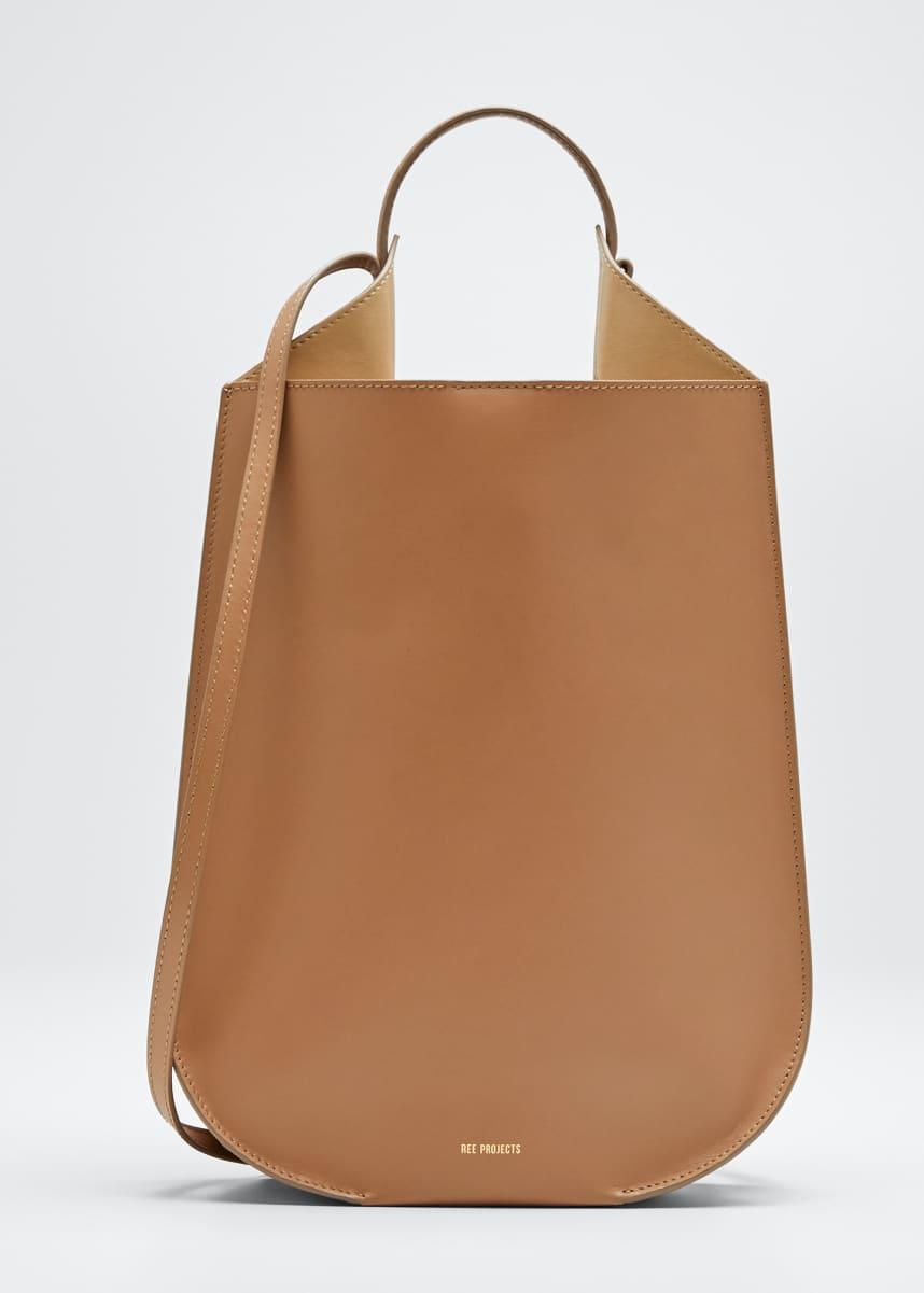 Ree Projects Helene Mini Leather Tote Bag