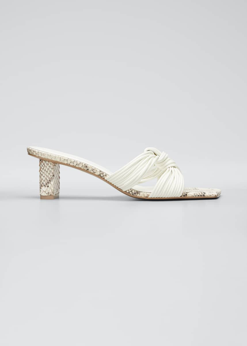 Mercedes Castillo Calisse Slide Knot Sandals