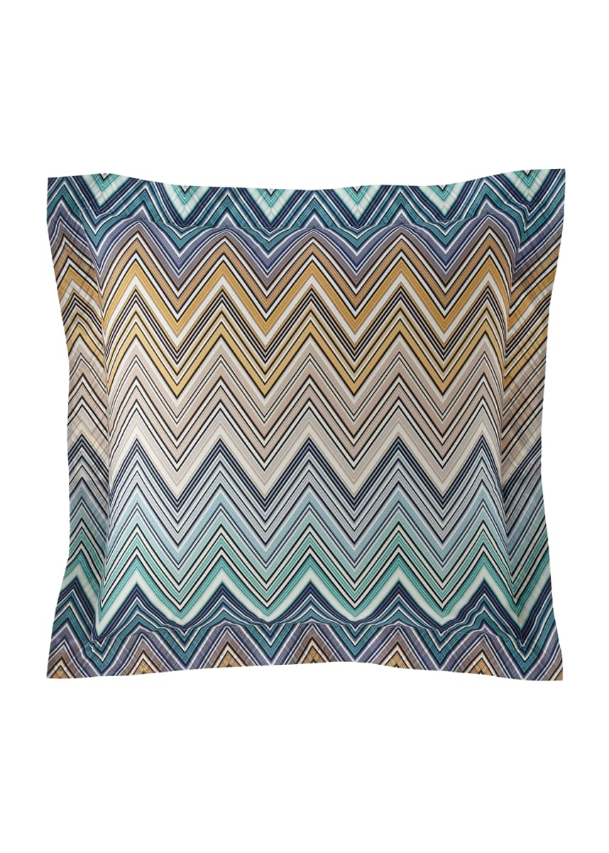 Missoni Home Trevor European Shams, Set of 2
