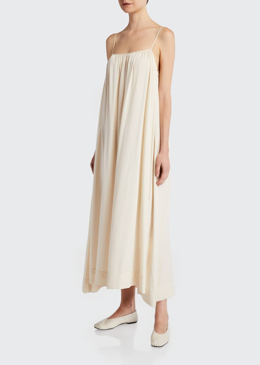 THE ROW Howard Silk Dress