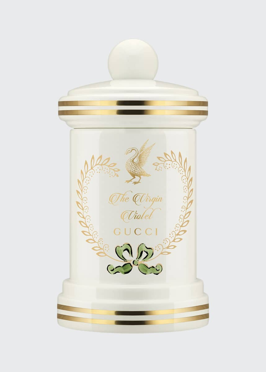 Gucci The Alchemist's Garden The Virgin Violet Candle, 19 oz./ 540 g