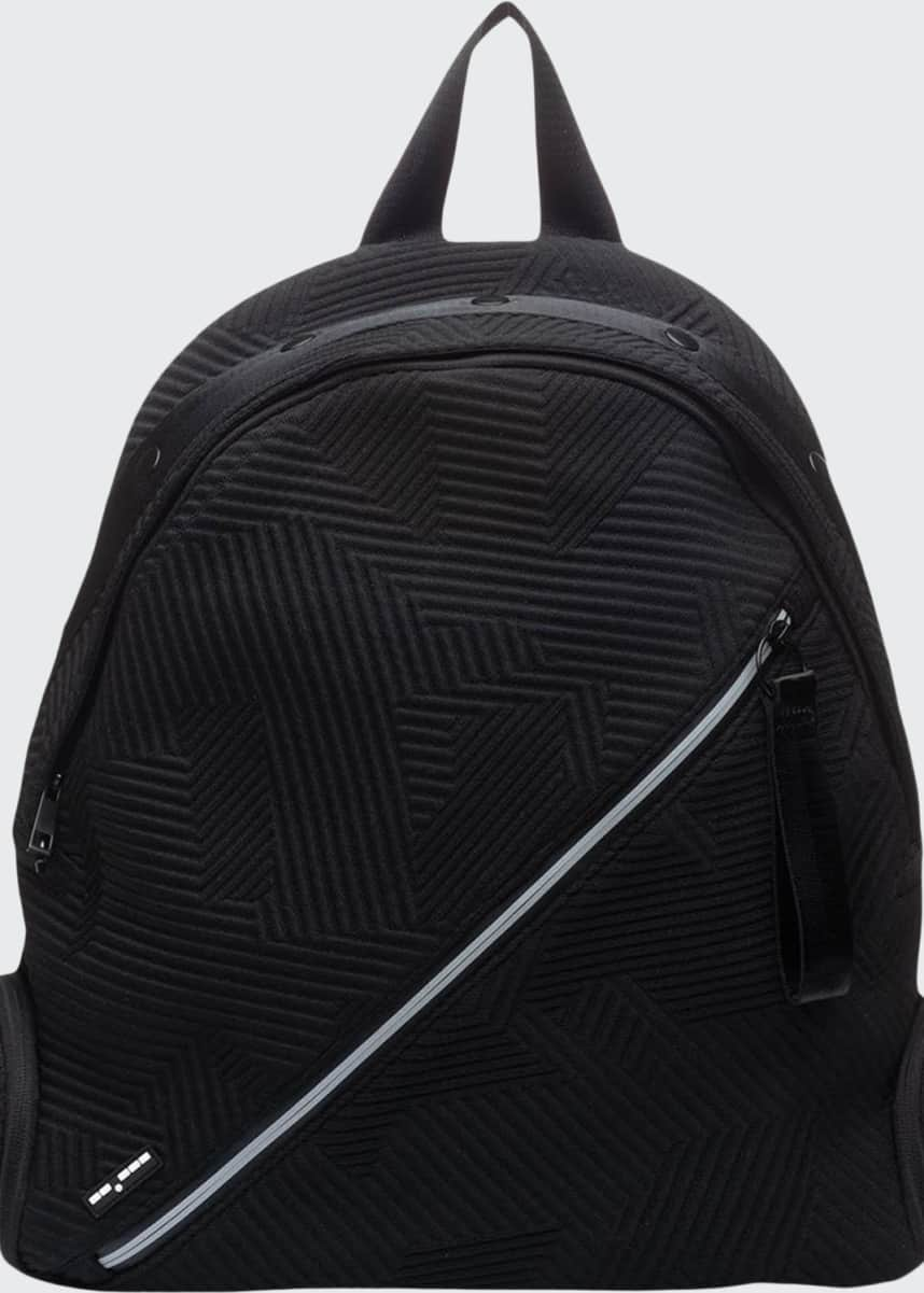 Go Dash Dot Round Backpack