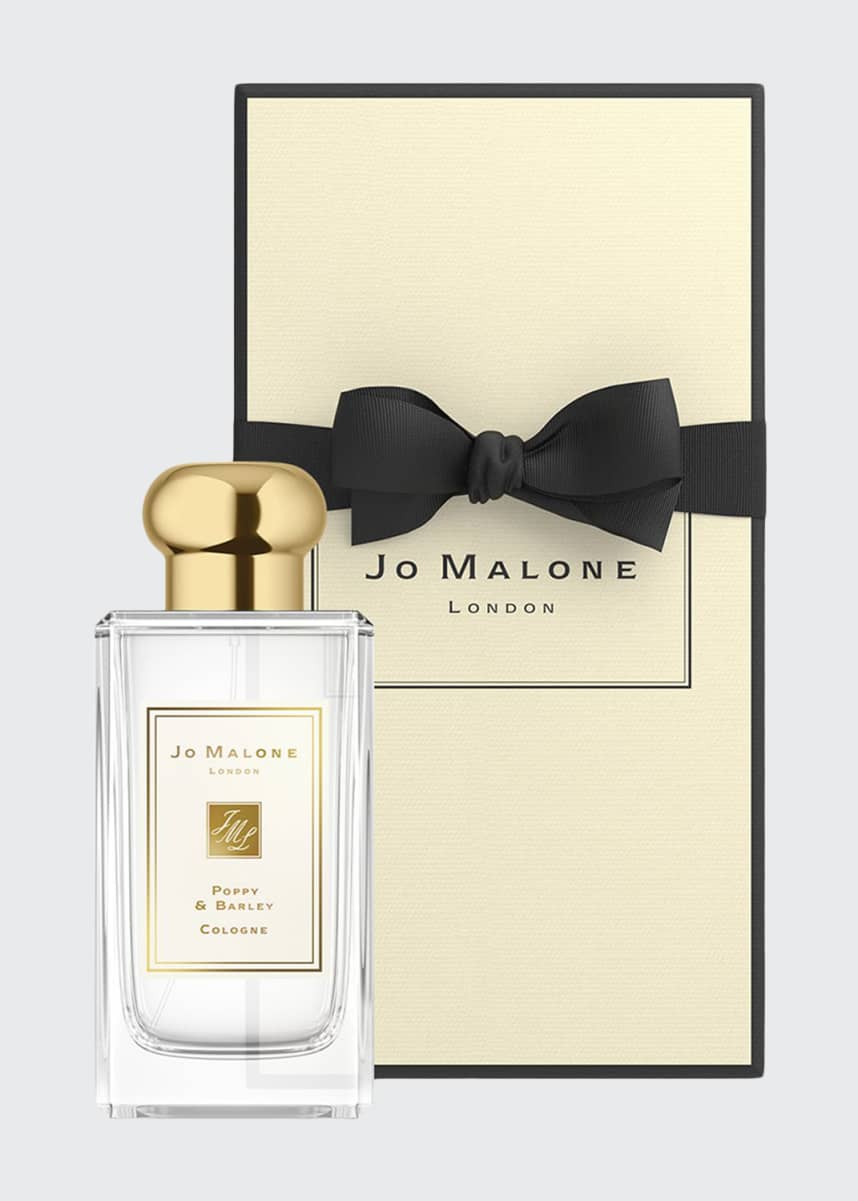 Jo Malone London Poppy and Barley Cologne, 3.4 oz./ 100 mL
