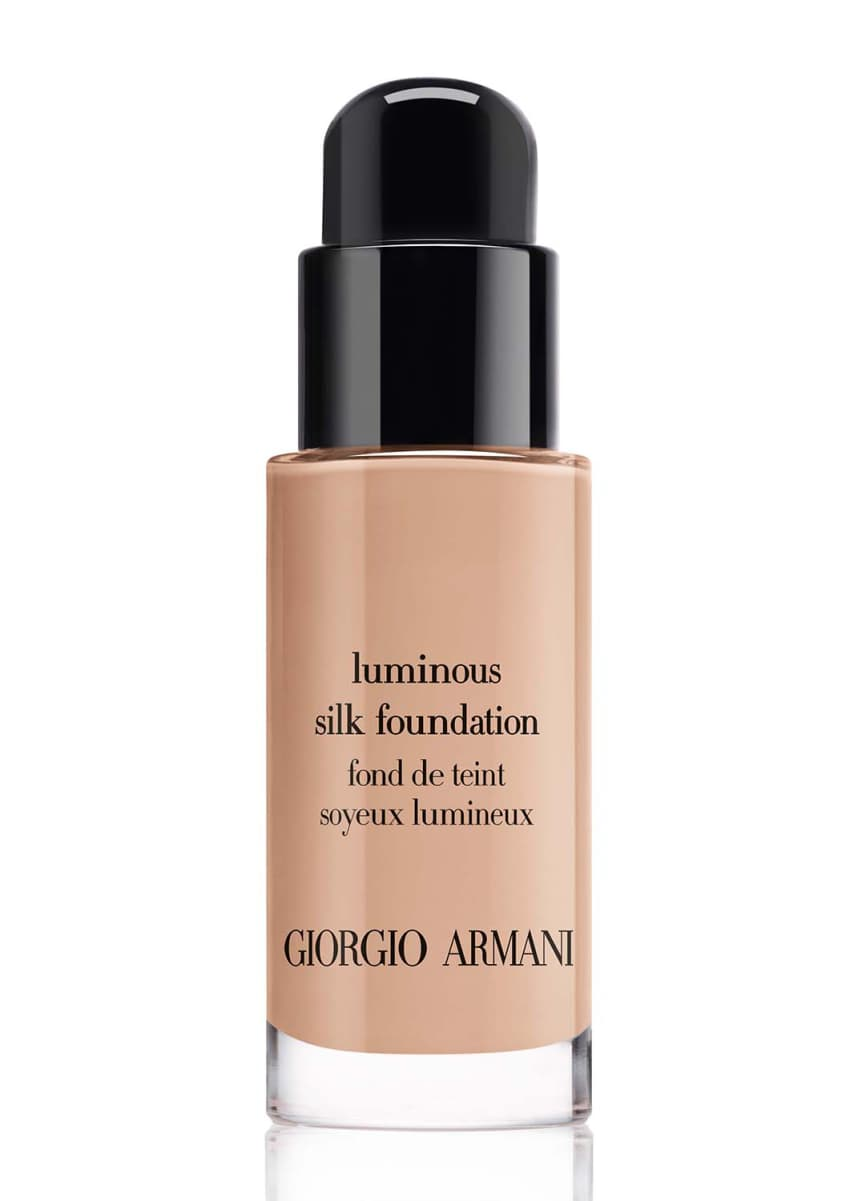 Giorgio Armani Luminous Silk Foundation Travel Size, 18 mL