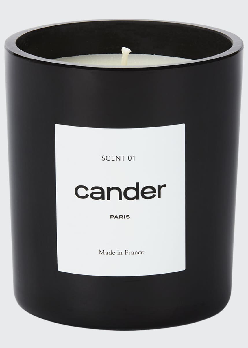 Cander Scent 01 Candle, 8.8 oz./ 250 g