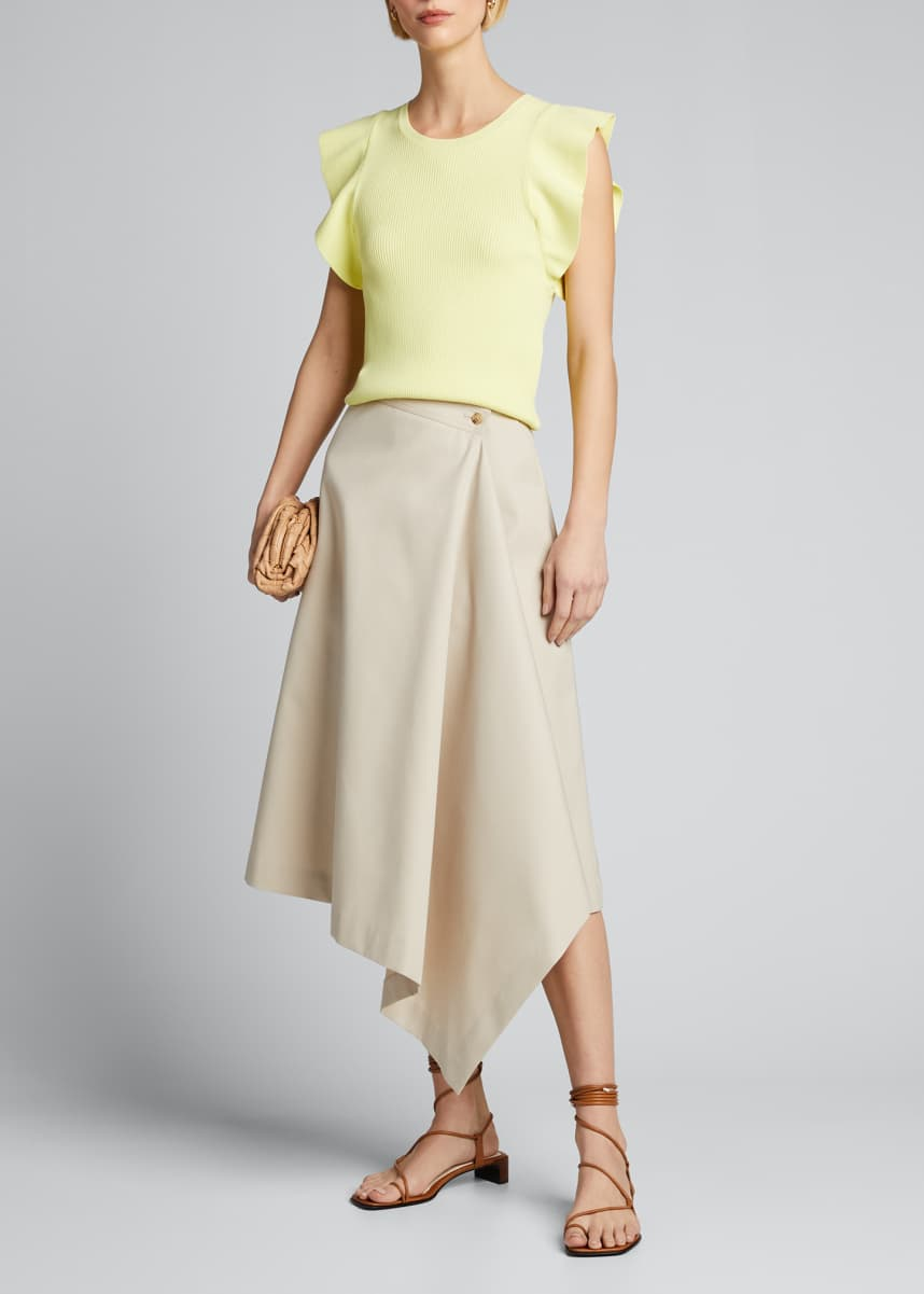 A.L.C. Holley Top
