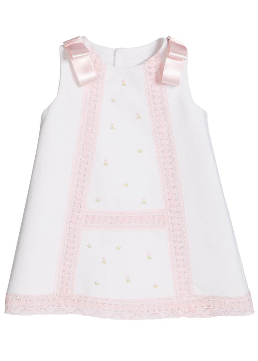 Billieblush White Size 6 Toddler Girls Multi Lace Top