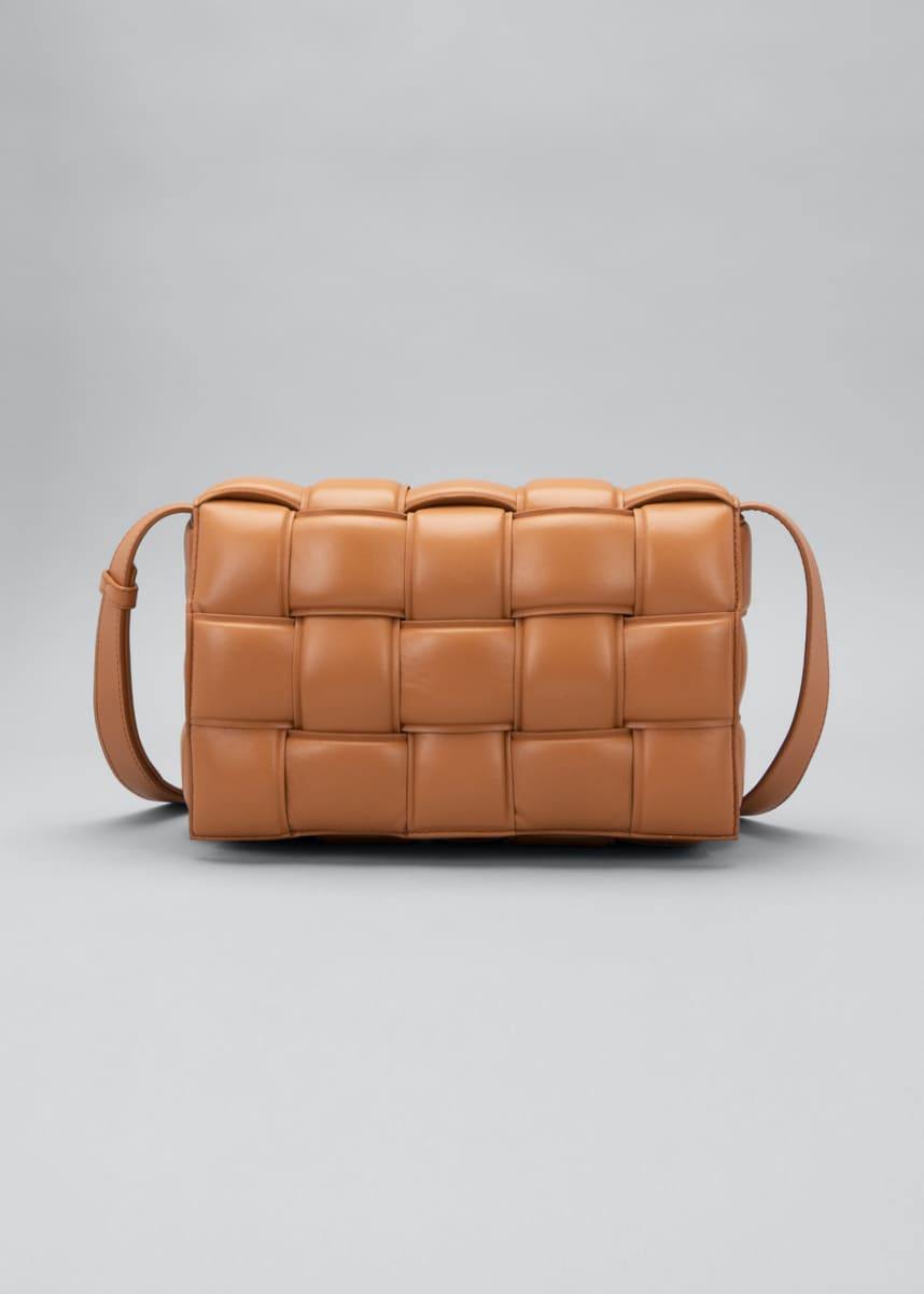 Bottega Veneta Padded Cassette Crossbody Bag