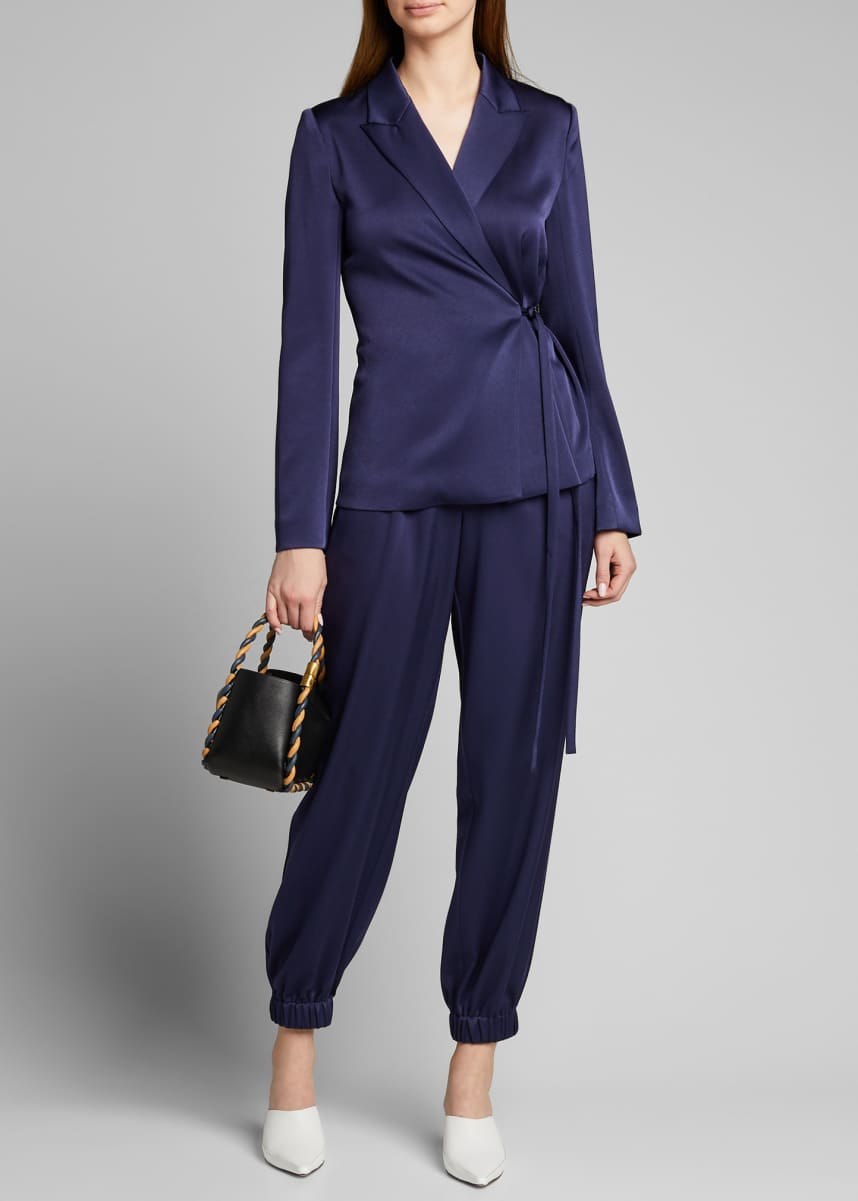 Jason Wu Fluid Track Pants