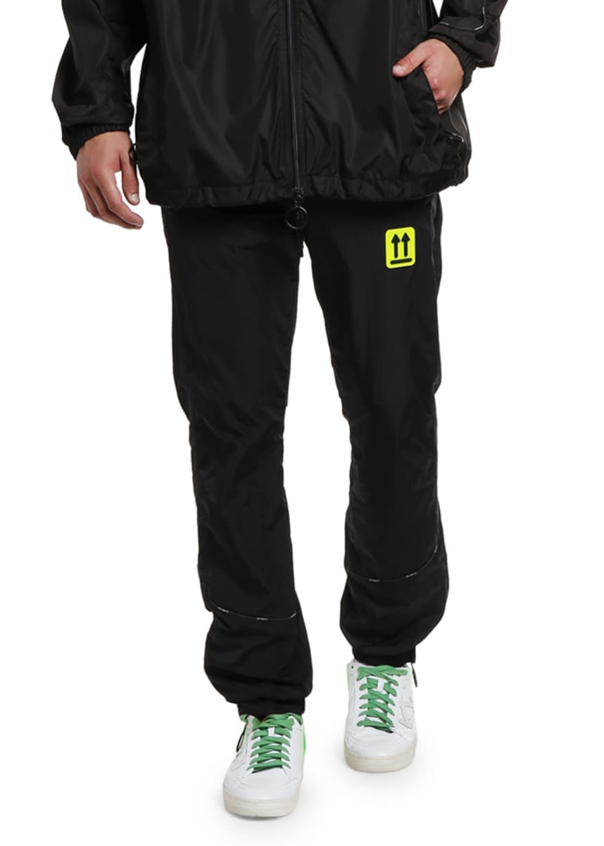 Off-White Men's River Trail Track Pants