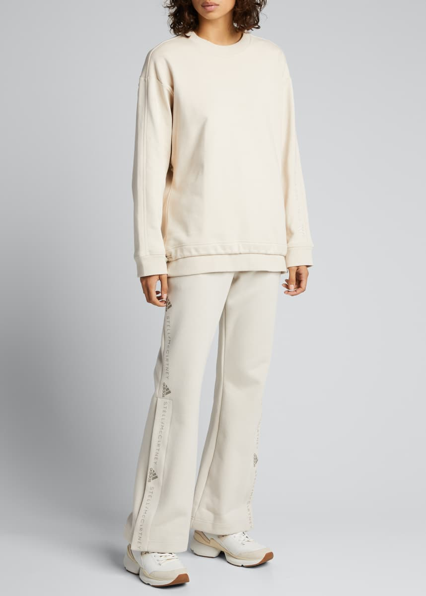 adidas by Stella McCartney Logo-Side Track Pants