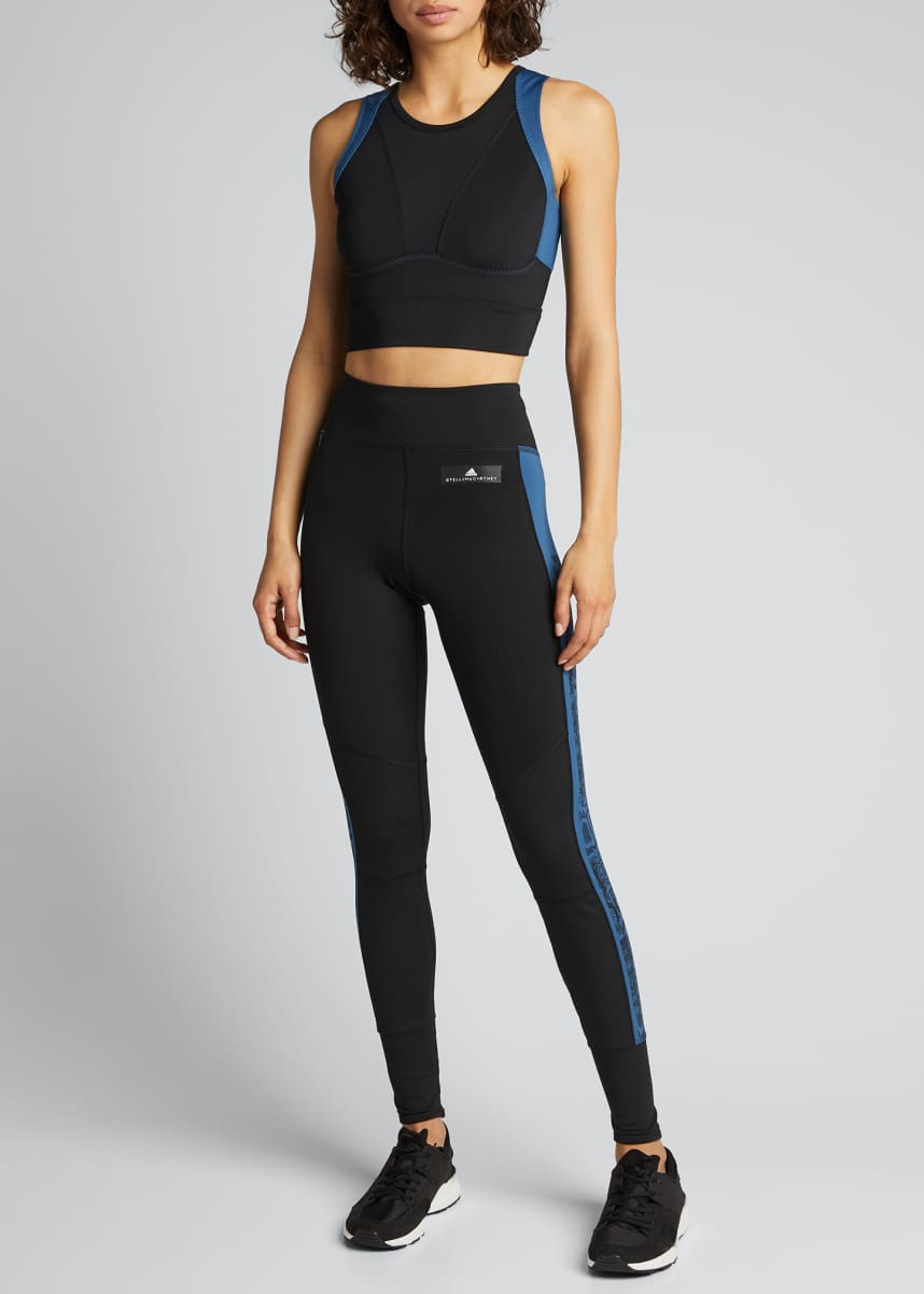 adidas by Stella McCartney Run Crop HR Top
