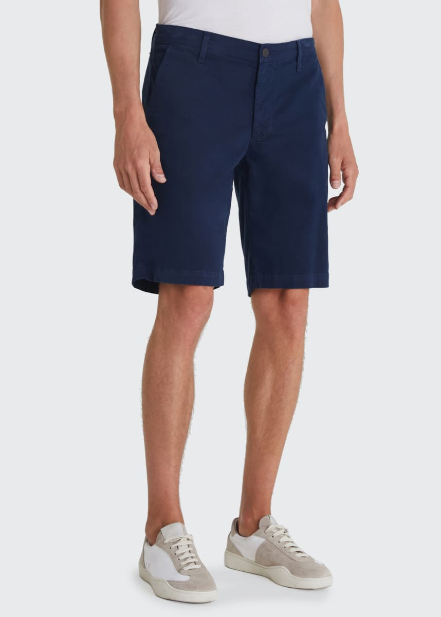 AG Adriano Goldschmied Men's Wanderer Stretch Trouser Shorts