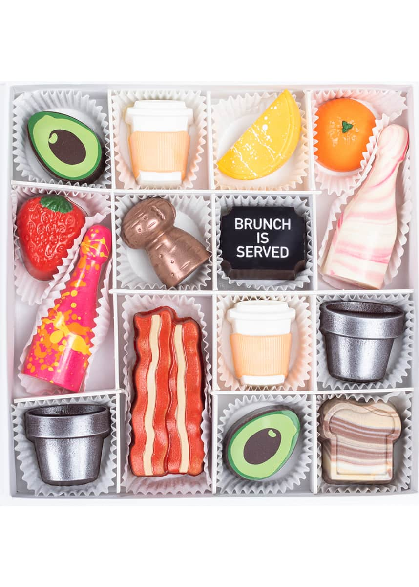 Maggie Louise Brunch Goals Chocolate Gift Box