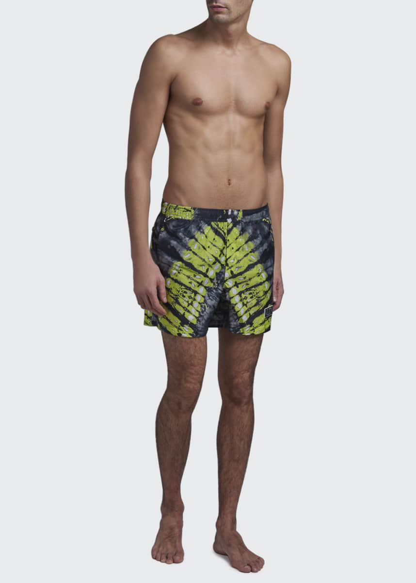 Valentino Men's Pop Skin Swim Shorts