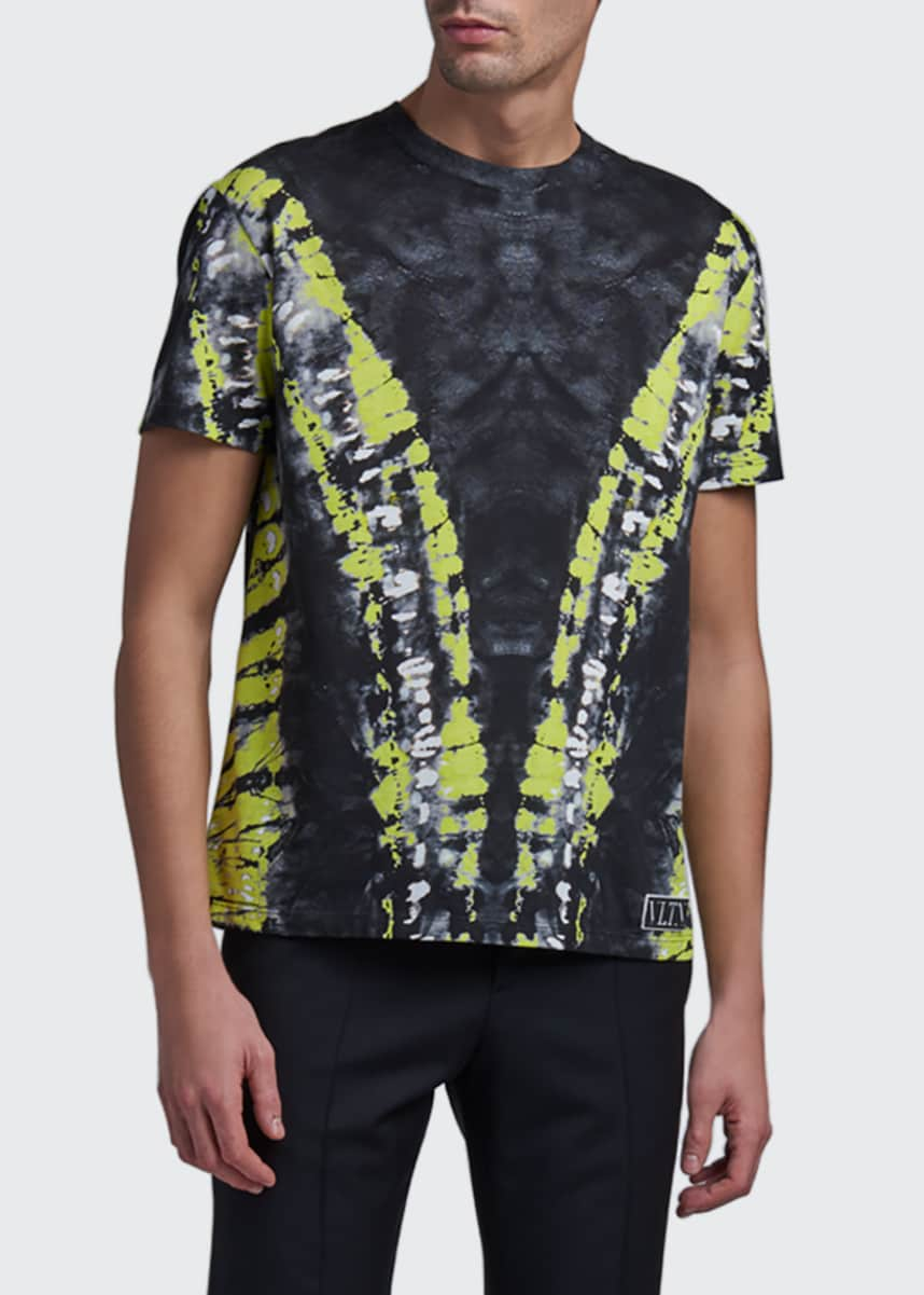 Valentino Men's Pop Skin Cotton Tee
