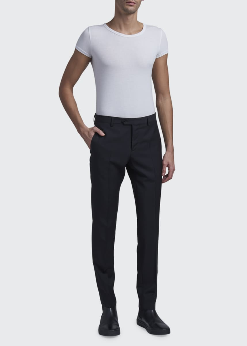 Valentino Men's Slim Dress Pants