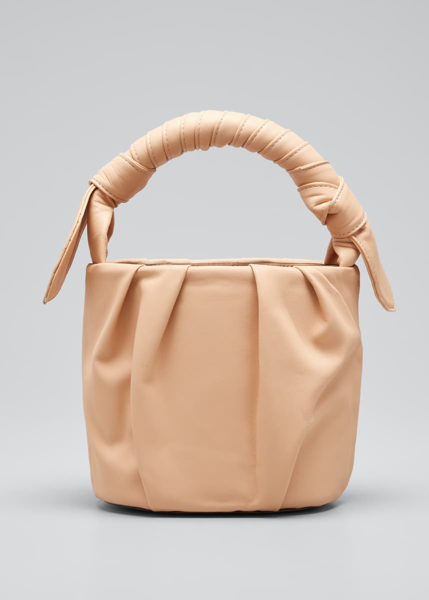 Staud Dani Top Handle Bucket Bag