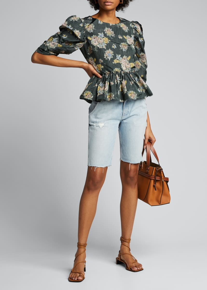 Hudson Carpenter Bermuda Shorts