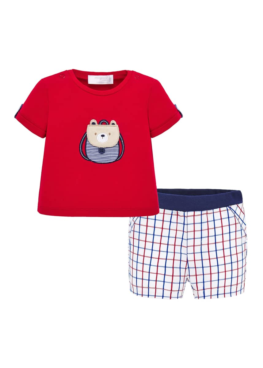 Designer MAYORAL Baby Boys 2 piece Summer set Lemon//Blue WAS £36 NOW £15 SALE