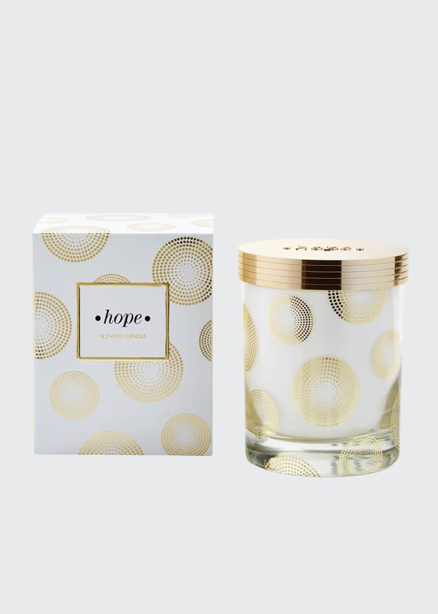 Hope Fragrances Hope Scented Candle, 8 oz. / 225 g