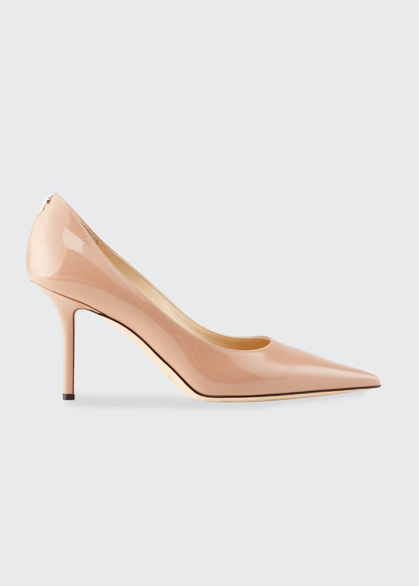 Jimmy Choo Love 85mm Patent Pumps