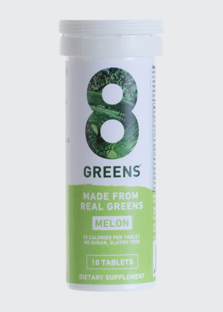 8 Greens Melon Tablet, Singles
