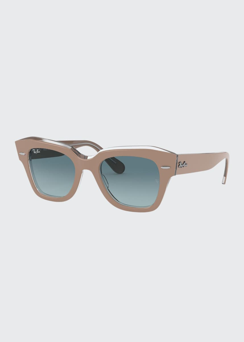 Ray-Ban Square Acetate Sunglasses