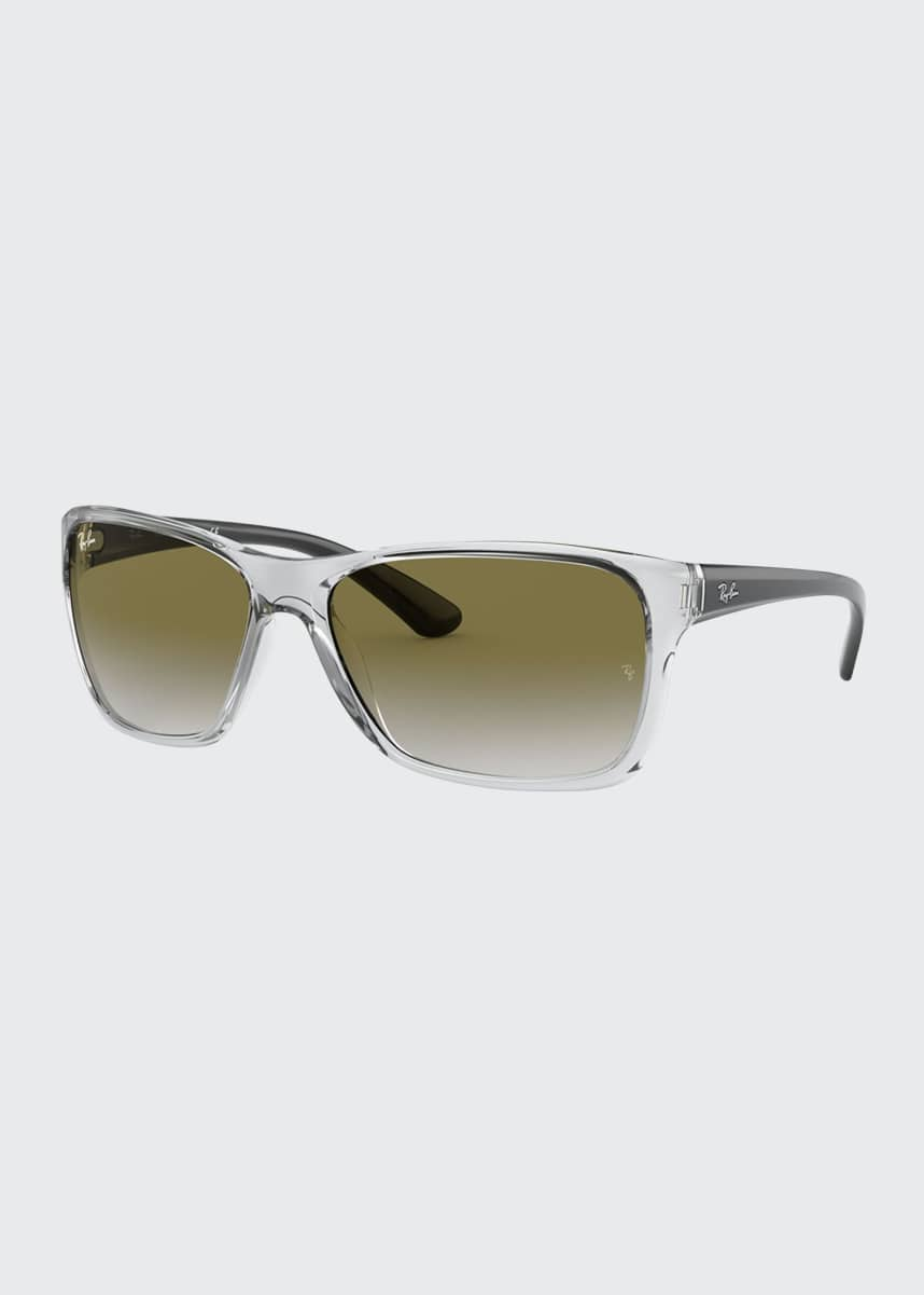 Ray-Ban Square Polarized Sunglasses