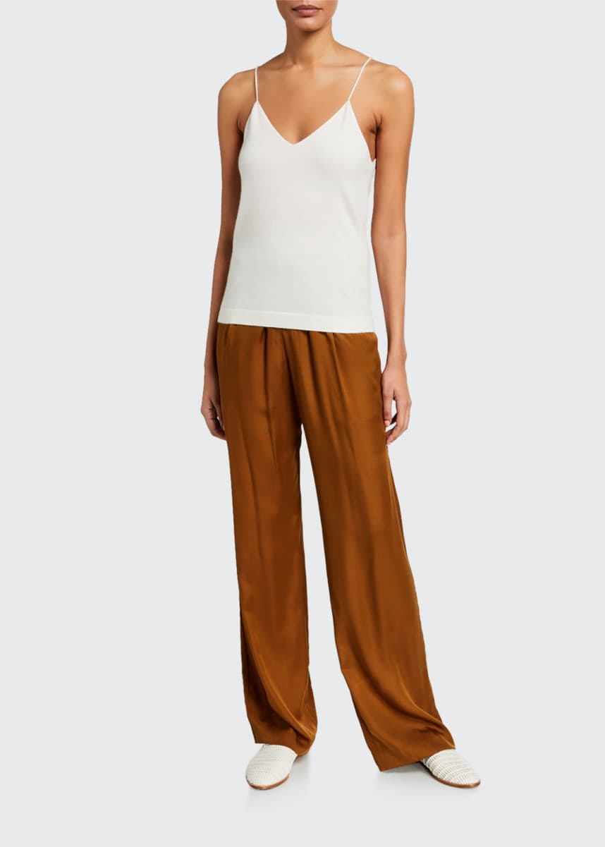 Vince Silky Pull-On Pants