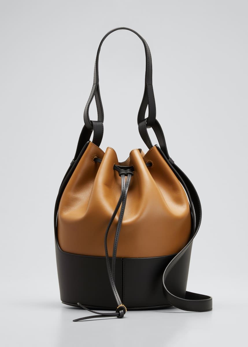 Loewe Balloon Bicolor Bucket Bag