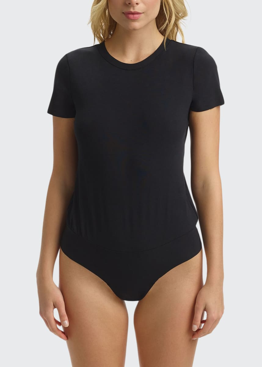 Commando Essential Crewneck Bodysuit