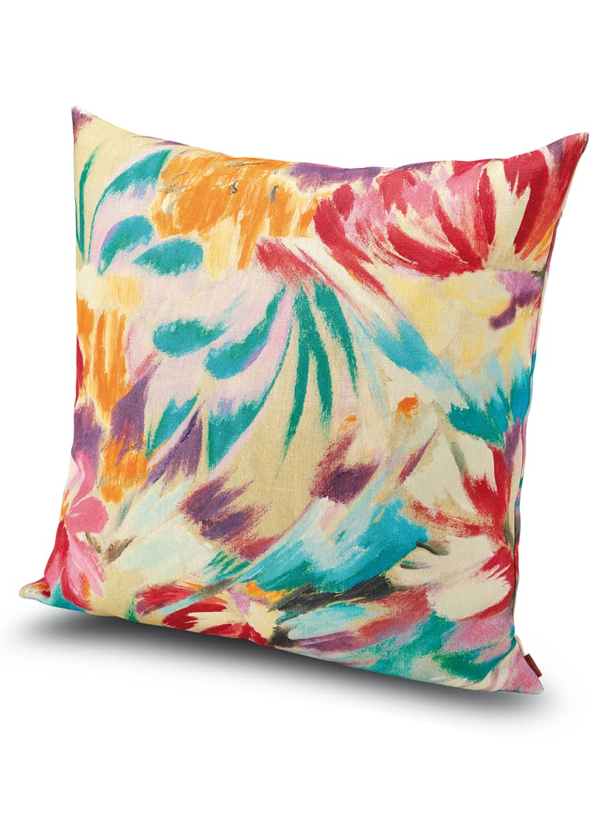 Missoni Home Yokohama Decorative Pillow, 24""