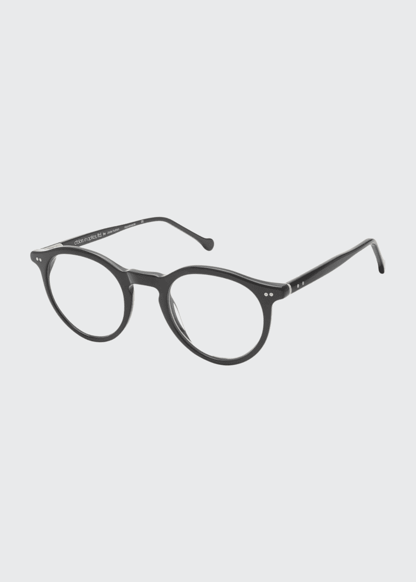 Colors In Optics Round Blue Light Reading Glasses