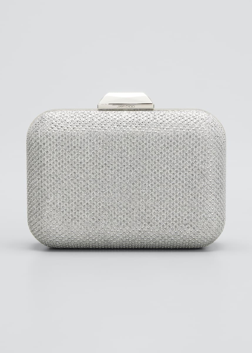 Jimmy Choo Cloud XL Crystal Cocktail Clutch Bag