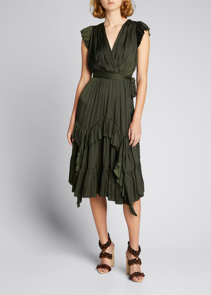 Ulla Johnson Abella Dress